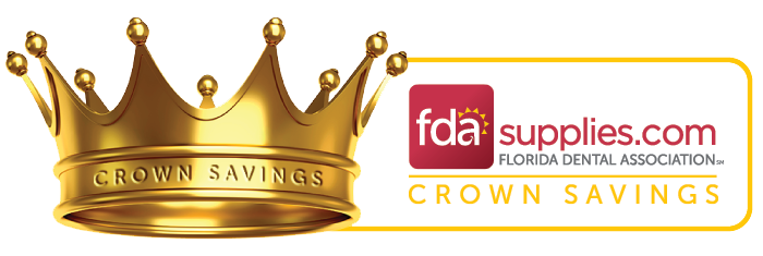 FDASupplies Crown Logo