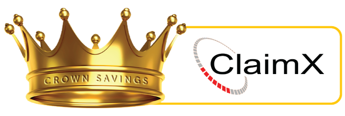 ClaimX Crown Logo